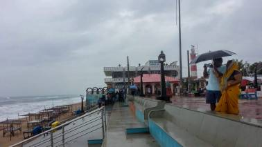 Cyclone 'Phethai' makes landfall, normal life hit in coastal districts of Andhra Pradesh