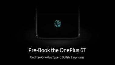 OnePlus 6T to launch on October 30, India sales to begin on November 2 on Amazon