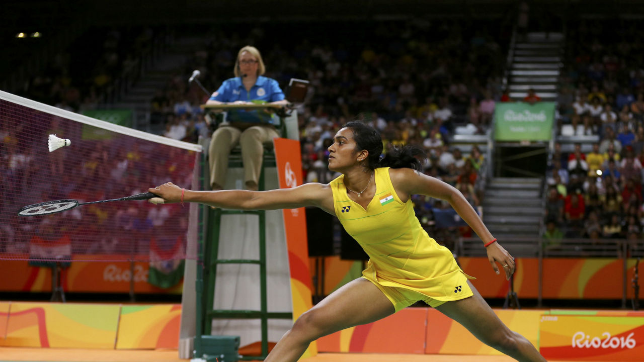 No. 7 | PV Sindhu | Sport: Badminton | Prize money: $500,000* | Endorsements: $8 million | Key Sponsors: Bridgestone, Gatorade, Nokia, Panasonic, Reckitt Benckiser (Image: Reuters)