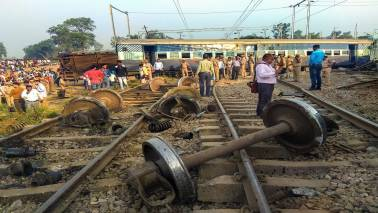 Amritsar Train Accident LIVE: At least 30 feared dead as train runs over revelers