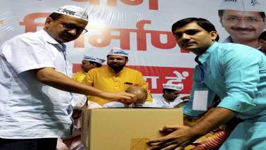 AAP launches video seeking donations to promote 'honest' Delhi govt