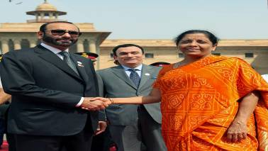India, UAE to boost defence ties