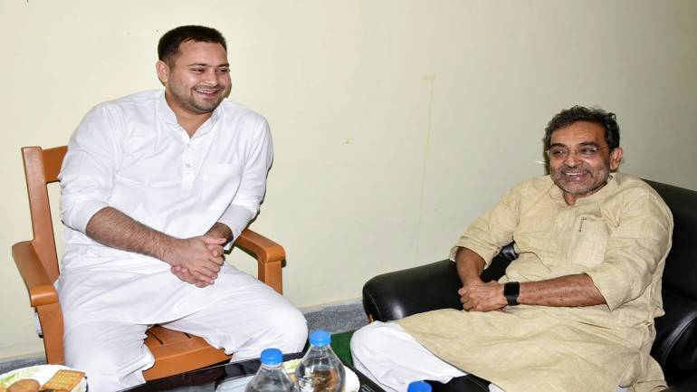 NDA will not be able to open its account in LS polls in Bihar: Tejashwi  Yadav
