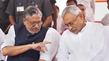 Sushil Modi attacks Upendra Kushwaha over tirade against Nitish Kumar