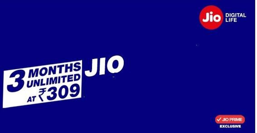 By what 'three word' name do we know the special plans offered to Jio subscribers?