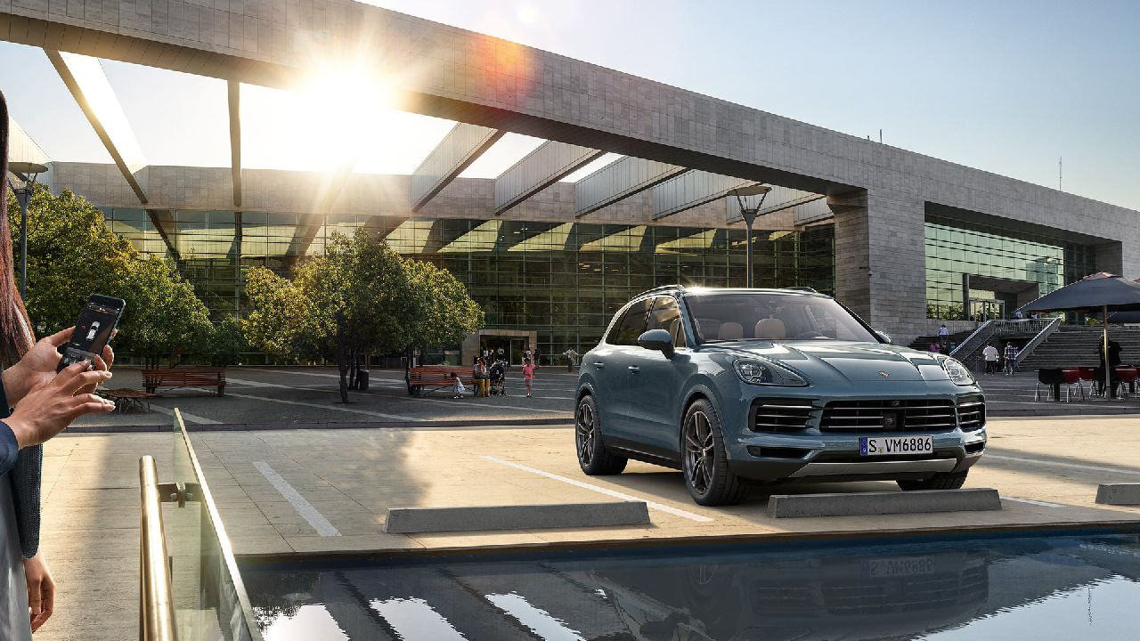 Porsche launches luxury SUV 2019 Cayenne in India priced at Rs 1.19 crore