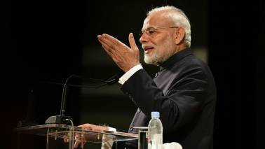 NRIs are India's brand ambassadors: PM Modi