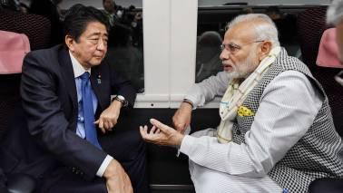 Japan dedicated to making Indian Shinkansen a reality: Shinzo Abe
