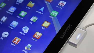 Samsung aims to double share in premium tablet PC mkt by December