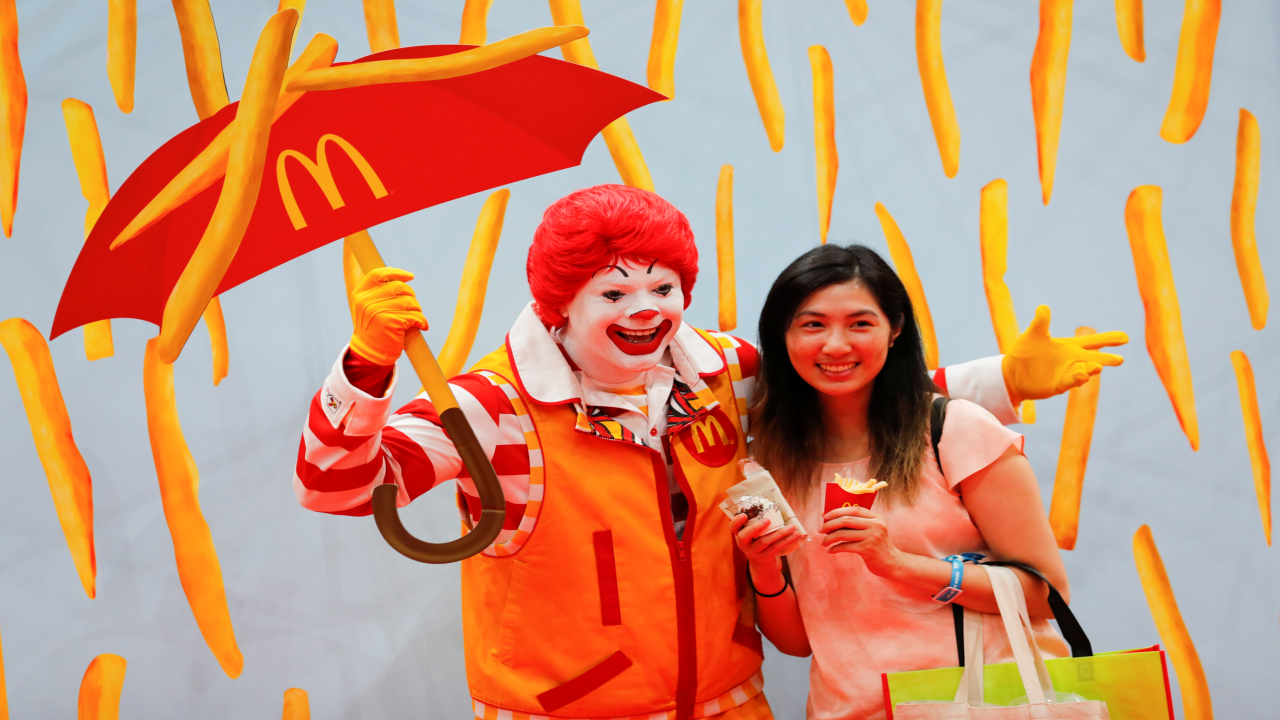 10. McDonald's | Brand Value: $43.4 billion | YoY change in value: 5 percent (Image: Reuters)
