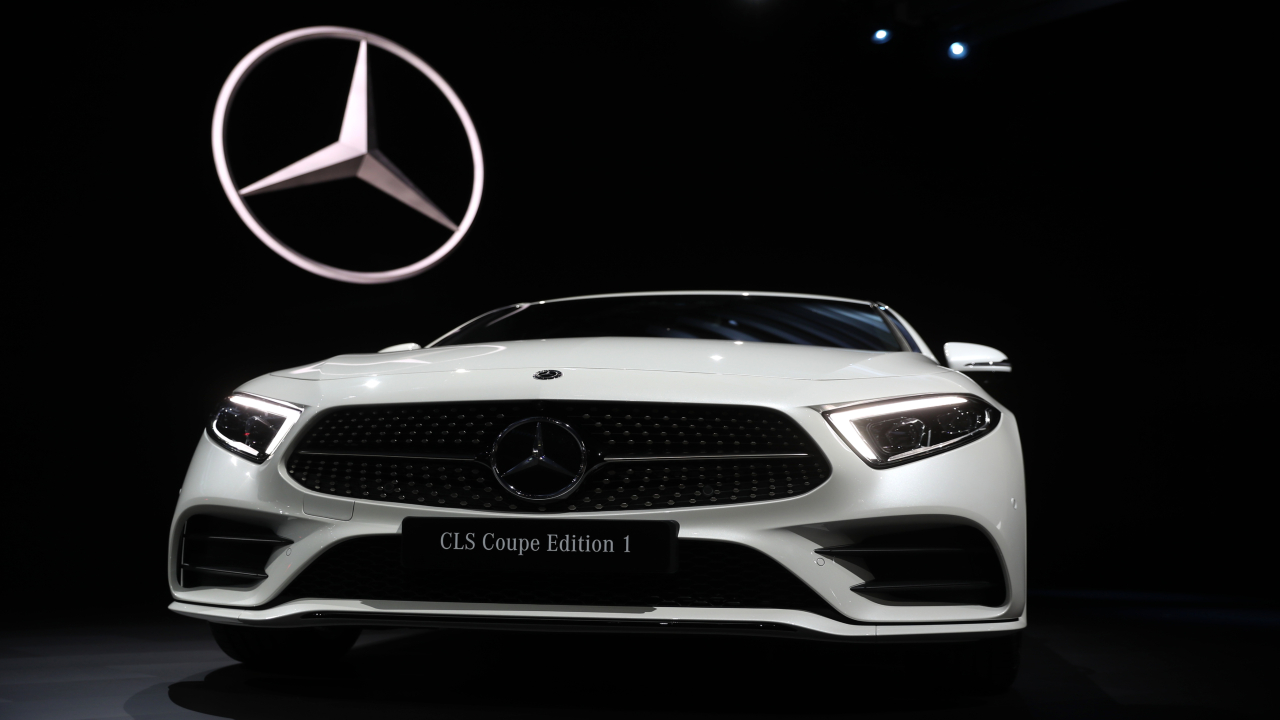 8. Mercedes-Benz | Brand Value: $48.6 billion | YoY change in value: 2 percent (Image: Reuters)