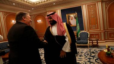Mike Pompeo says Saudi back probe into missing journalist Jamal Khashoggi