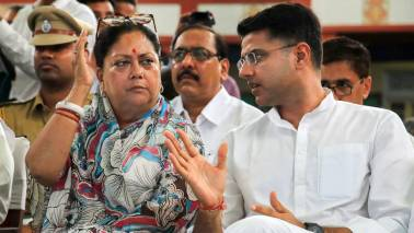 Rajasthan Election Result 2018 LIVE: Congress inches close to halfway mark in leads tally, Sachin Pilot leading in Tonk