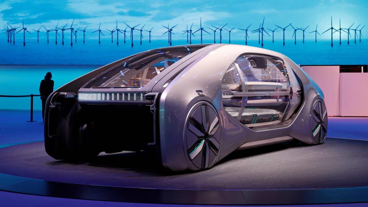 Renault EZ-GO (Image: Reuters)
