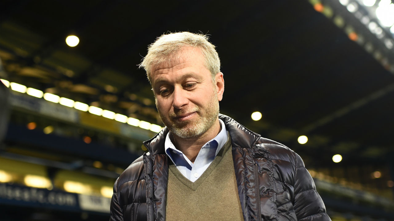 No. 7 | Roman Abramovich | Net worth: $10.8 billion | Team owned: Chelsea FC (Image: Reuters)