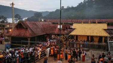 Sabarimala: Strike called in Kerala over Sangh Parivar leader's arrest