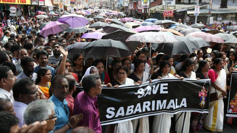 Image result for sabarimala politics