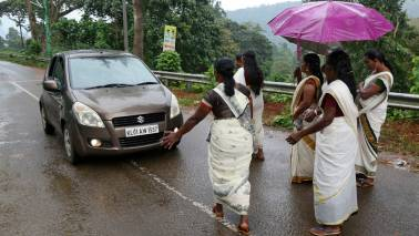 Sabarimala temple opens today: Here's how protests unfolded overnight