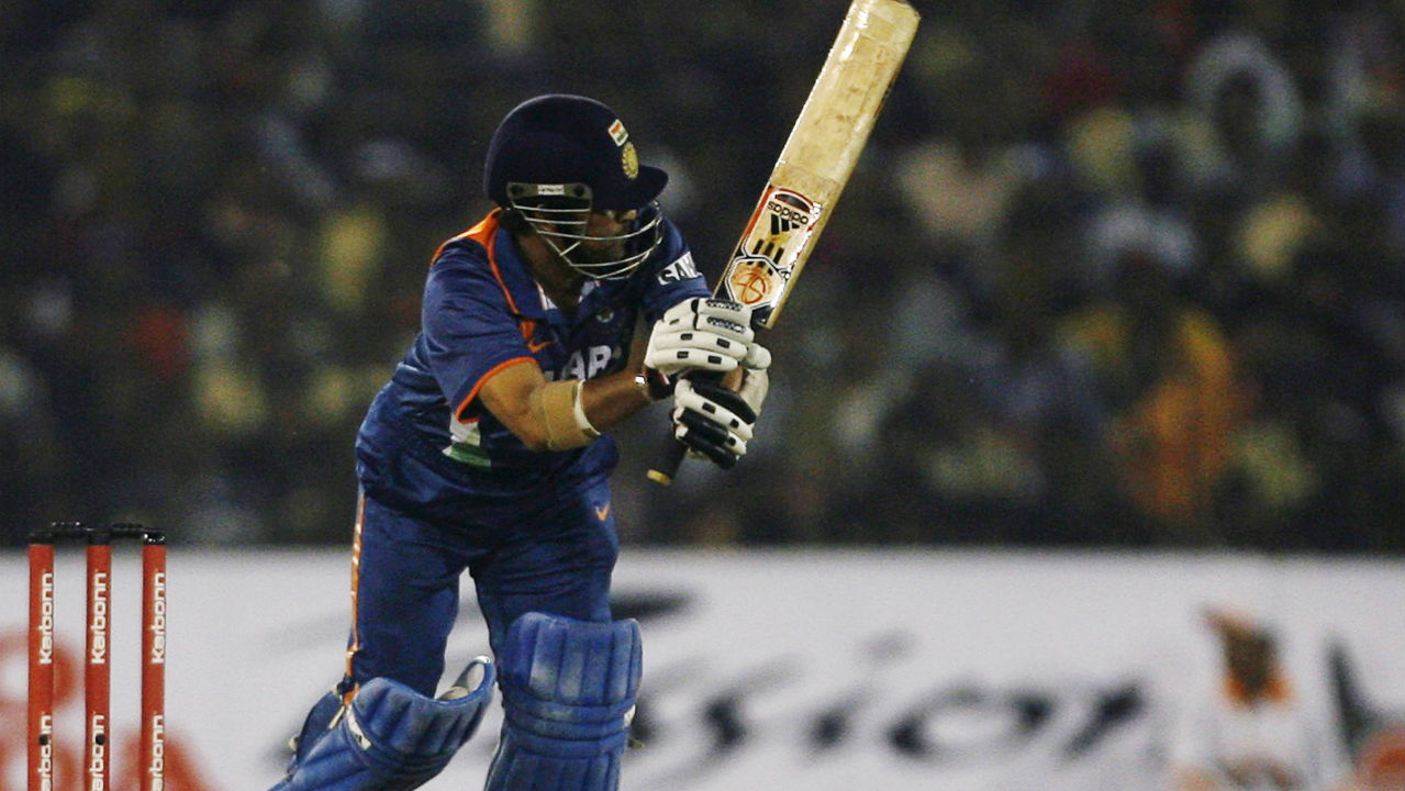 Sachin Tendulkar (India) | Matches: 39 | Innings: 39 | Runs: 1573 | Highest score: 141* | Average: 52.43 | 100s: 4 | 50s: 11 (Image: Reuters)