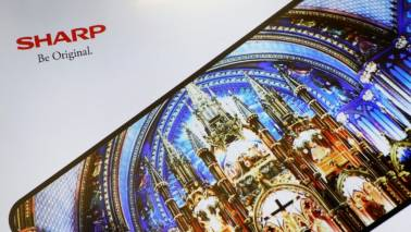 Sharp marks long-awaited OLED foray with smartphone launch