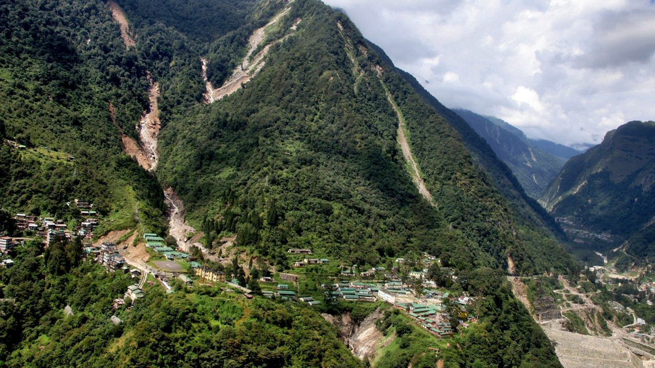 Answer: Sikkim. (Image: Reuters)