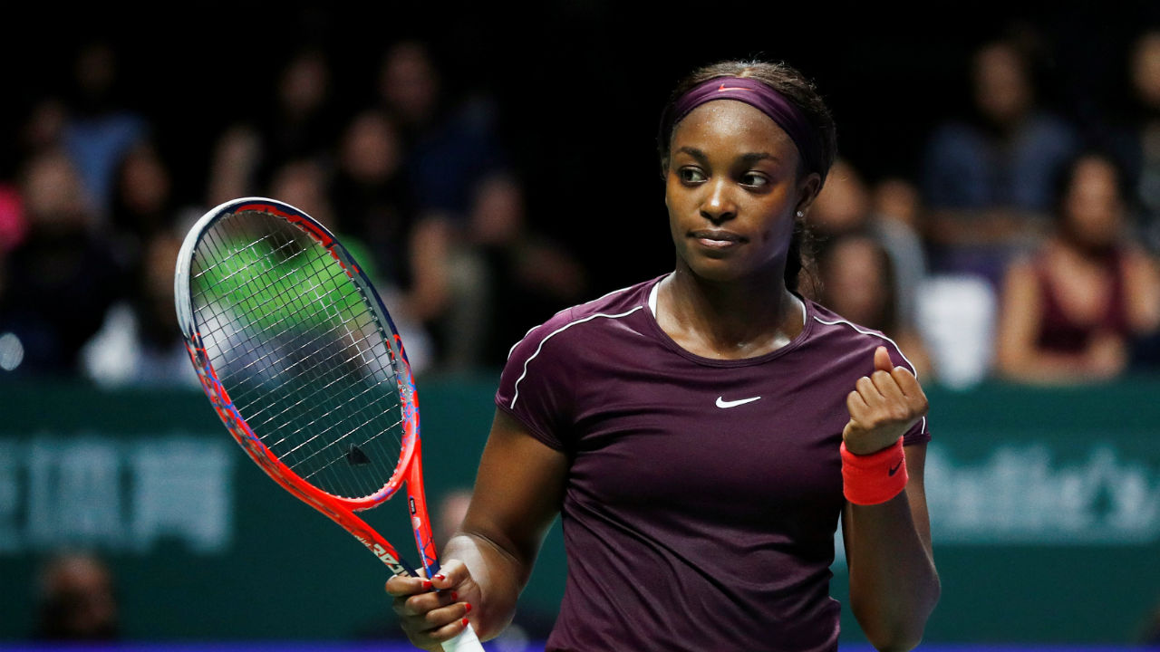 No. 3 | Sloane Stephens | Sport: Tennis | Prize money: $5.7 million* | Endorsements: $5.5 million | Key Sponsors: Nike, Mercedes-Benz, Rolex, Colgate, Chocolate Milk, Biofreeze (Image: Reuters)