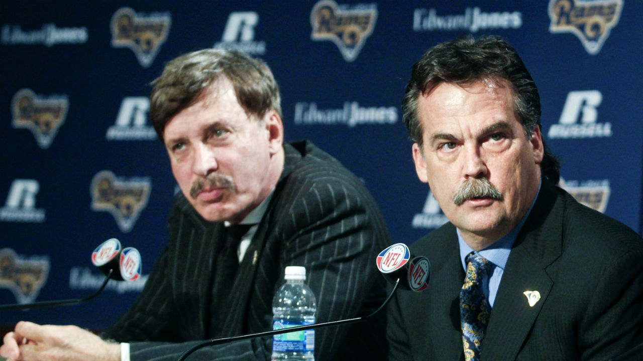 No. 10 | Stanley Kroenke (L) | Net worth: $8.3 billion | Teams owned: Los Angeles Rams, Arsenal, Denver Nuggets, Colorado Avalanche (Image: Reuters)