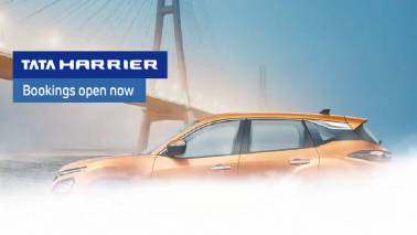 Tata showcases Harrier's side-profile; bookings begin at Rs 30,000