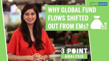 3 Point Analysis | Why global fund flows shifted from EMs to US?