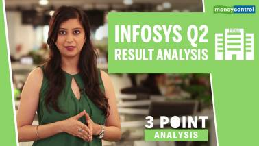 Infosys  Q2 FY19  earnings