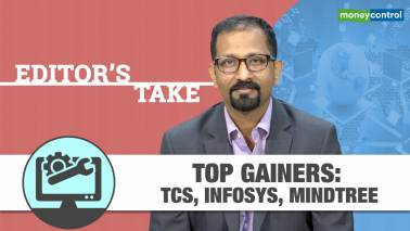 Editor's Take | Rupee depreciation to push IT earnings; TCS, Infosys, Mindtree to gain most