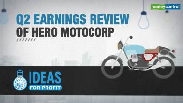 Hero MotoCorp Q2 review: Input cost weigh on margin; buy