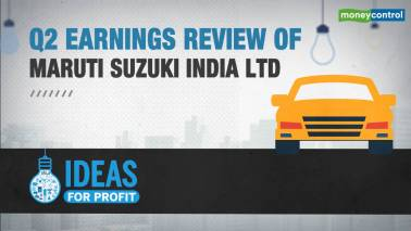 Ideas for Profit | Maruti Q2 FY19: Weak demand weigh, positive outlook; buy