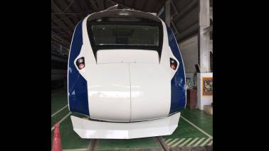 Train 18: India's first engineless train to debut on tracks on Oct 29