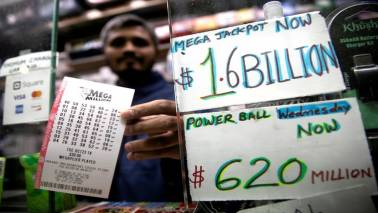 Winning lottery ticket sold in South Carolina for $1.5 billion jackpot