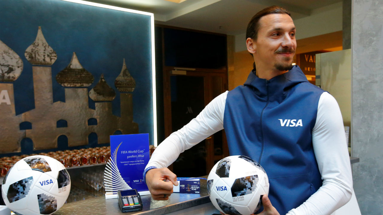 No. 6 | Zlatan Ibrahimovic | Sport: Football | Country: Sweden | Instagram handle: iamzlatanibrahimovic | Followers: 35.2 Million | Cost per post: $175,000 (Image: Reuters)