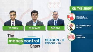 The Moneycontrol Show | Investment Queries Special; SC Aadhaar Verdict; Stock Market Strategies