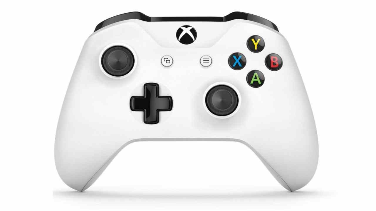 Xbox One Wireless Controller with Bluetooth | Sale Price: Rs 4,100 | The controller in its new all-white avatar has dropped 24 percent from its listed price of Rs 5,390. (Image: Amazon)