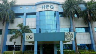 HEG gains 5% as board to consider share buyback proposal
