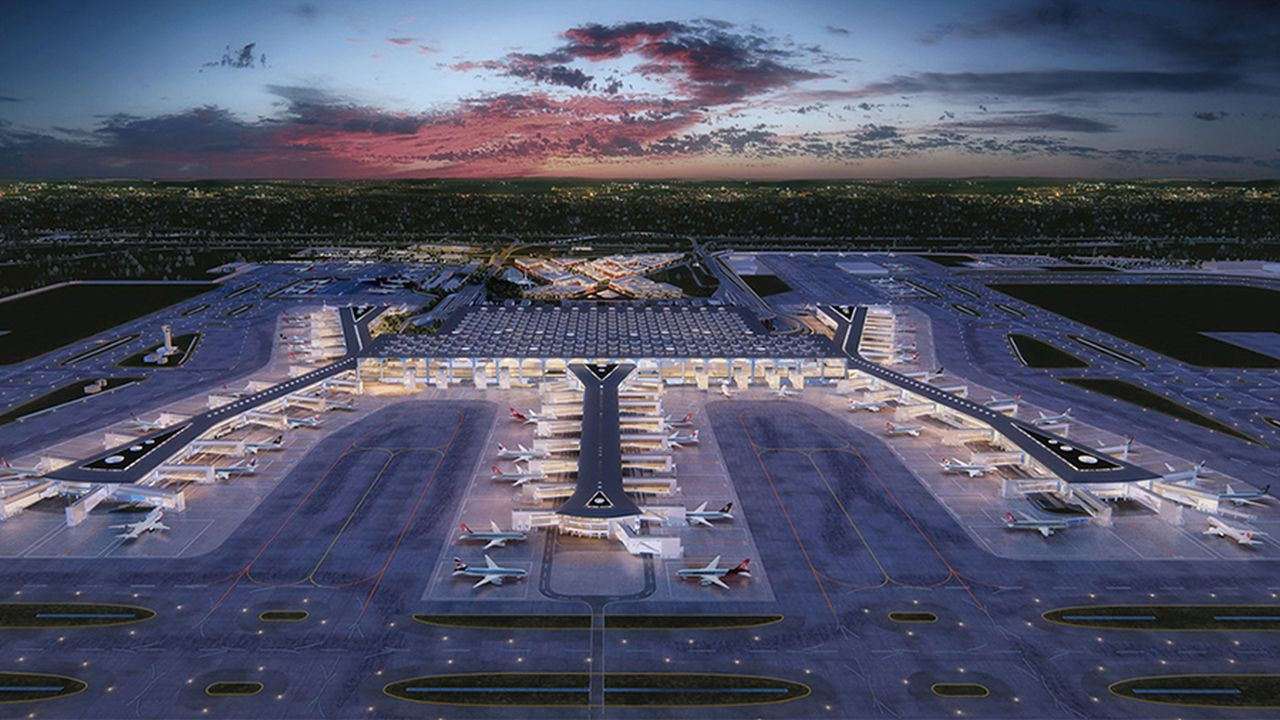 All aviation operations will be moved to the new airport in December, when Istanbul's Ataturk Airport, named after Turkey's founder Mustafa Kemal Ataturk, will be shut for commercial carriers. (iGA)
