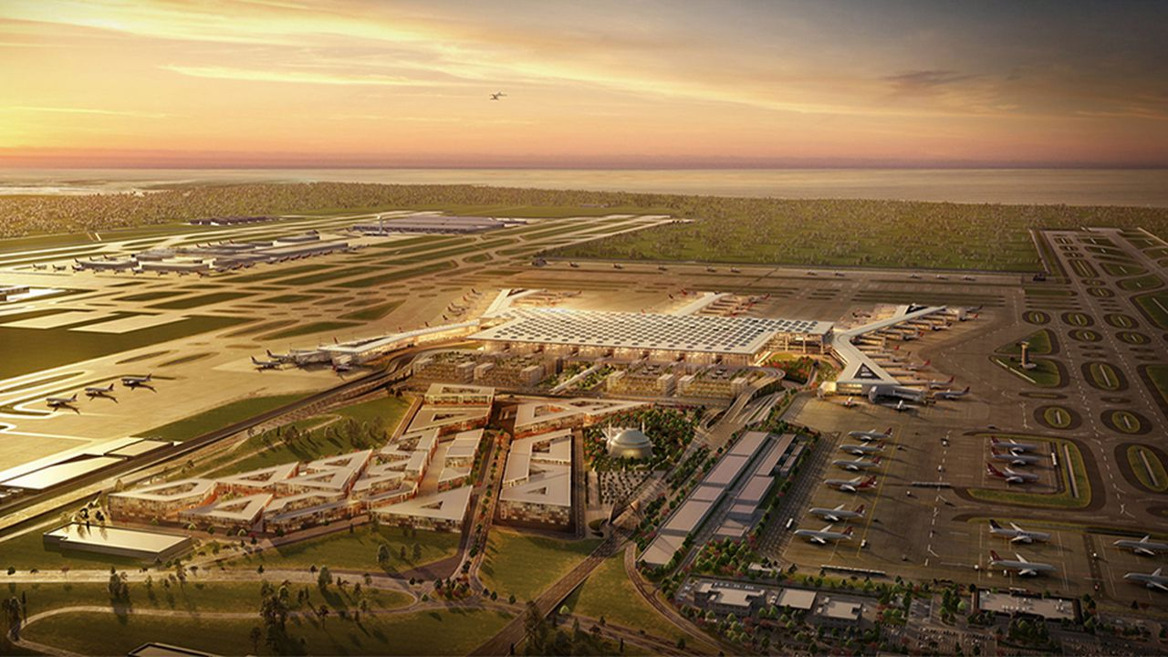 Istanbul New Airport, on the shores of the Black Sea, will serve 90 million passengers annually in its first phase. Once it is completely functional, it is expected to serve up to 200 million travellers annually. Spread over 19,000 acres, the six runways will beat Atlanta's Hartsfield-Jackson in terms of traffic, which is currently the world's busiest airport. (iGA)