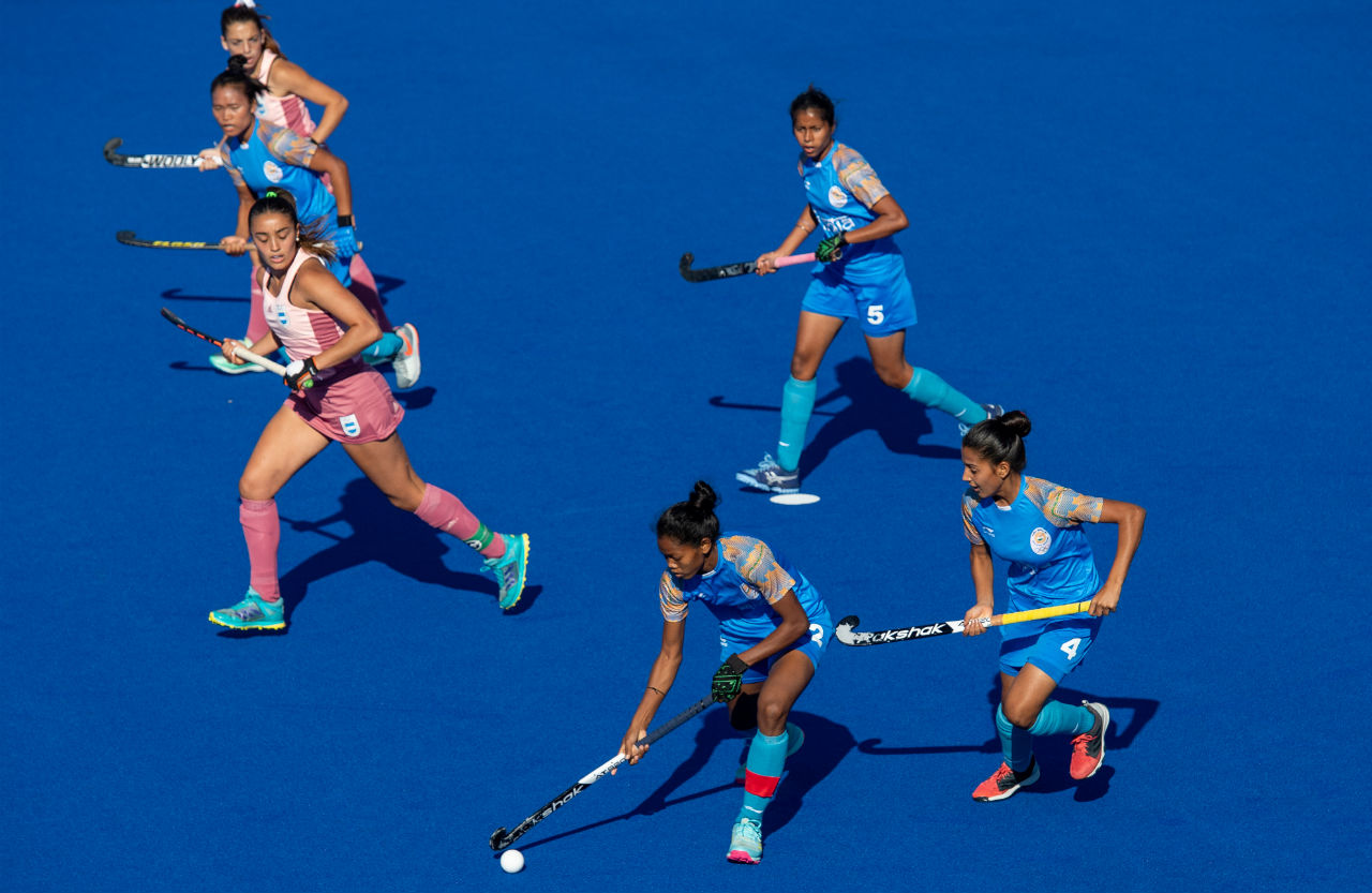 Hockey | Silver (Men's and Women's) | India men and women's U18 teams came off second best in the final of the Hockey 5s event at the Youth Olympics. India men's team went down 2-4 to Malaysia in the Final while the women lost 1-3 to host Argentina. (Image: Reuters)