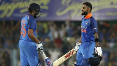 IND vs WI Indies 1st ODI: Kohli, Rohit pummel West Indies with centuries