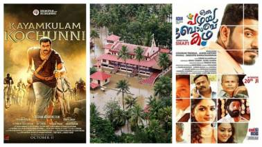 Malayalam film industry has a steep hill to climb in the aftermath of Kerala floods