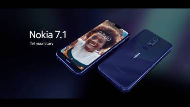 "Nokia 7.1 with 5.84"" PureDisplay, Snapdragon 636 SoC, Zeiss optics launched: Specs, price, availability"