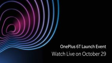 OnePlus global launch Highlights: OnePlus 6T with in-screen fingerprint sensor, Snapdragon 845 SoC unveiled, price starts at $549
