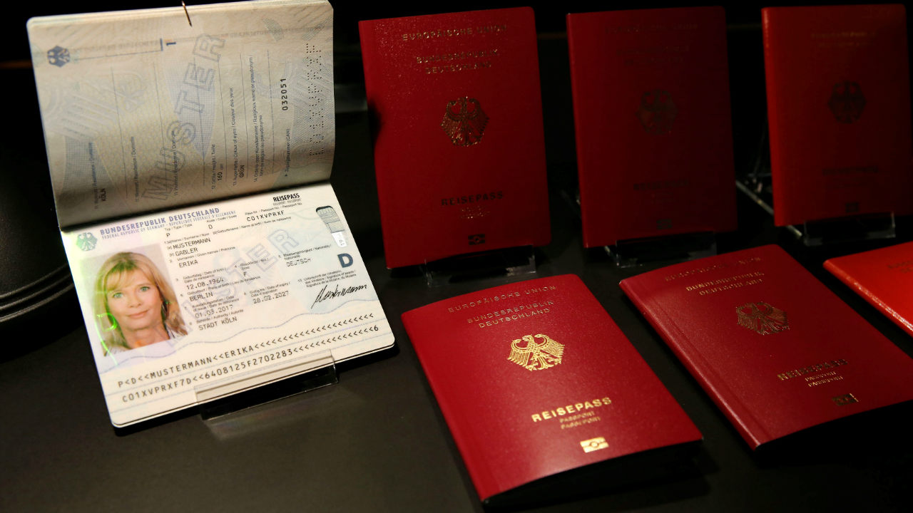 No. 3 | Germany, South Korea and France | Visa-free or visa on arrival destinations: 188 (Image: Reuters)