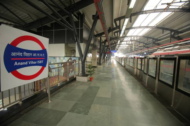 Pink Line's Shiv Vihar-Trilok Puri stretch to be thrown open to public on  October 31
