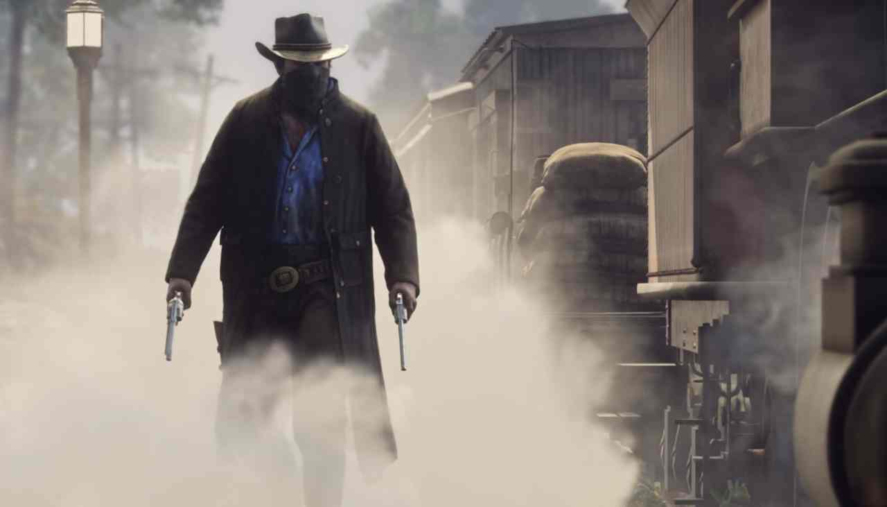 Red Dead Redemption 2 | PS4, Xbox One | The long-awaited prequel to Rockstar's epic open-world Western of the same name, drops on October 26. Long contended to be the game of the year, it is set in the dying years of the American Old West and is packed with gorgeous visuals. (Image: Rockstar Games)