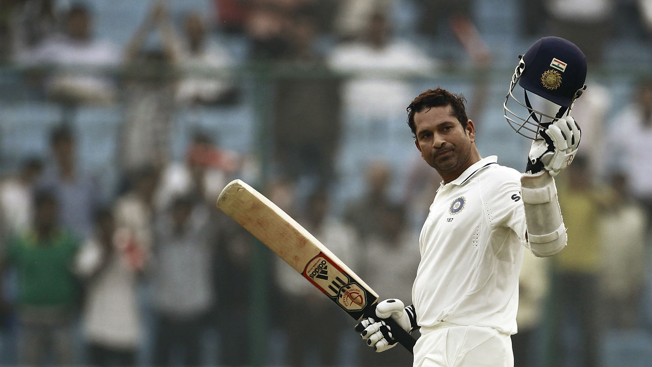Most hundreds in Test career | The 'Little Master' is the only batsman who has scored more than 15,000 runs in Test cricket. He also holds the record for most hundreds, having scored 51 centuries during his 200-match long Test career. (Image: Reuters)